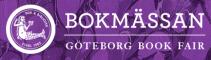 Signerar på bokmässan 2015